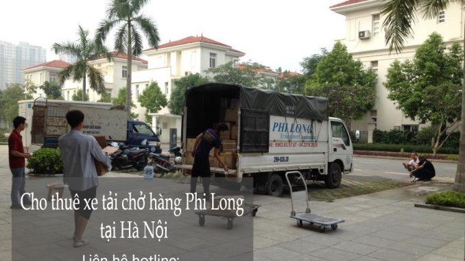 Dịch vụ xe tải chuyển nhà giá rẻ tại phố Đặng Vũ Hỷ-0963.63.5767