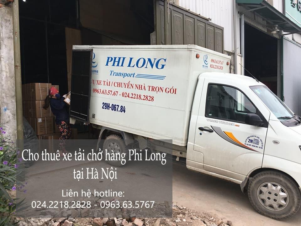 Dịch vụ vận chuyển hàng hóa bằng xe tải nhỏ tại hà nội