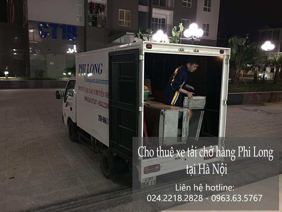 Xe tải chuyển nhà giá rẻ tại phố Lương Ngọc Quyến