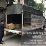 Cho thuê xe tải chuyển nhà giá rẻ tại phố Thượng Thanh