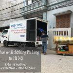 Cho thuê xe tải chuyển nhà giá rẻ Bắc Nam