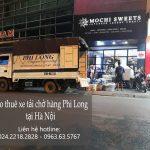 Xe tải chuyển nhà giá rẻ tại phố Yên Duyên