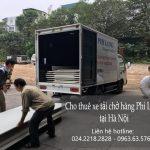 Cho thuê xe tải chuyển nhà giá rẻ tại phố Quỳnh Đô