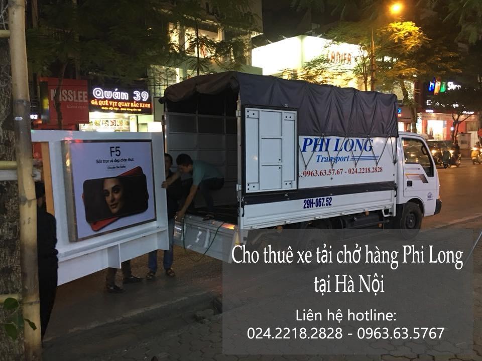 Xe tải chuyển nhà giá rẻ tại phố Vũ Hữu Lợi
