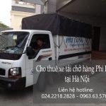 Xe tải chuyển nhà giá rẻ tại phố Ngô Tất Tố