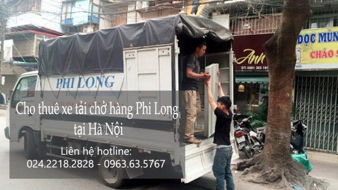 Xe tải chuyển nhà giá rẻ tại phố Trịnh Hoài Đức