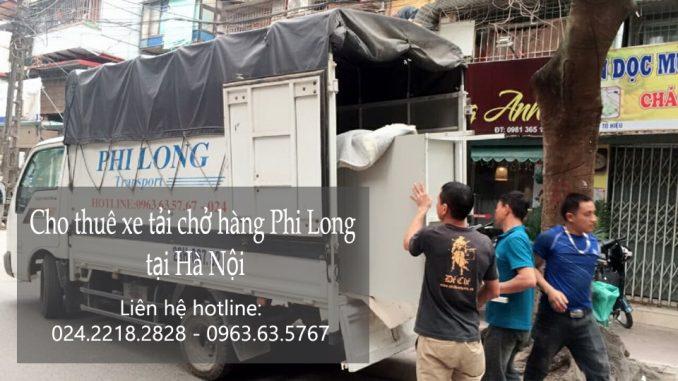 Xe tải chuyển nhà giá rẻ tại phố Nguyễn Gia Thiều