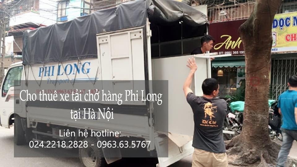 Xe tải chuyển nhà giá rẻ tại phố Hoàng Đạo Thúy