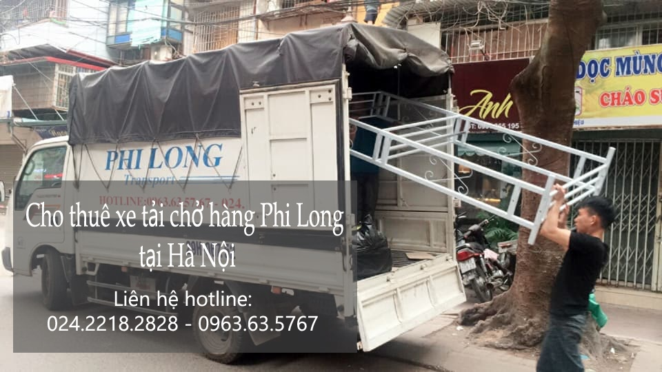 Xe tải chuyển nhà giá rẻ tại phố Lê Thánh Tông