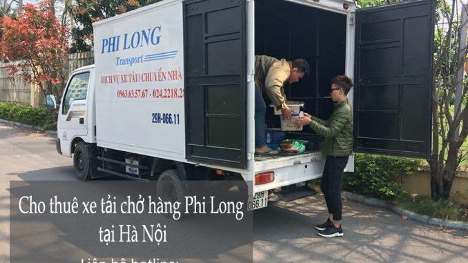Xe tải chuyển nhà giá rẻ tại phố Trần Quốc Toản
