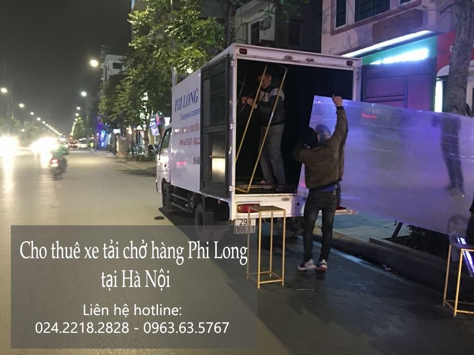 Xe tải chuyển nhà giá rẻ tại phố Đỗ Hành