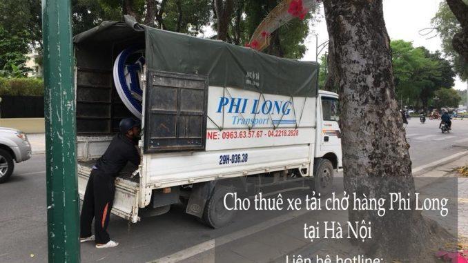 Xe tải chuyển nhà giá rẻ tại phố Kim Đồng