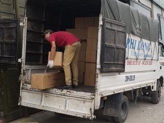 Xe tải chuyển nhà giá rẻ tại phố Yết Kiêu