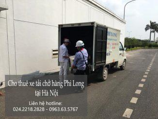 Xe tải chuyển nhà giá rẻ tại phố Lê Trọng Tấn