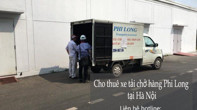 Xe tải chuyển nhà giá rẻ tại phố Phú Lương