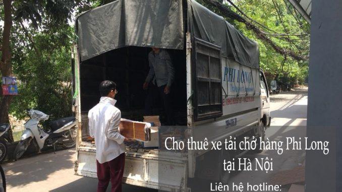 Xe tải chuyển nhà giá rẻ tại phố Trần Kim Xuyến