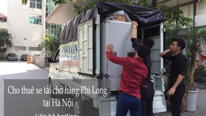 Xe tải chuyển nhà trọn gói tại phố Trần Kim Chung