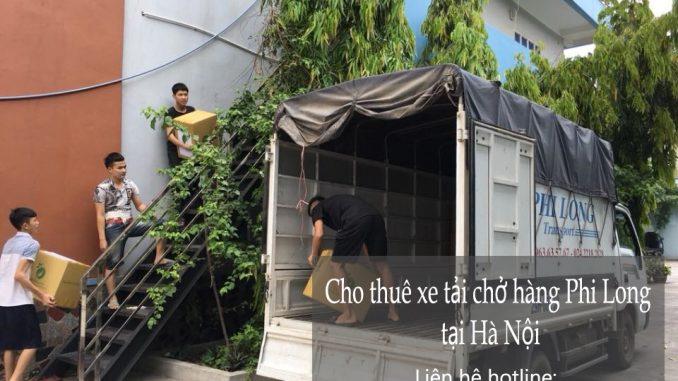 Xe tải chuyển nhà giá rẻ tại phố Tô Tiến Thành