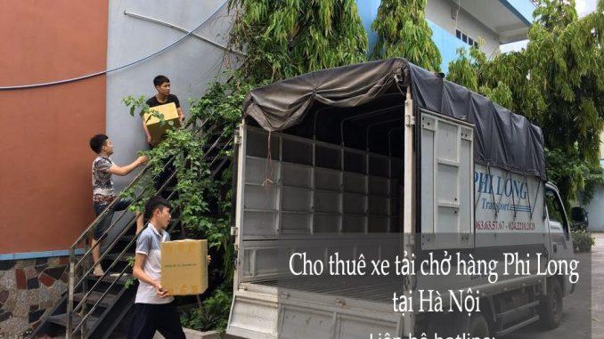Xe tải chuyển nhà giá rẻ tại đường Thanh Lãm