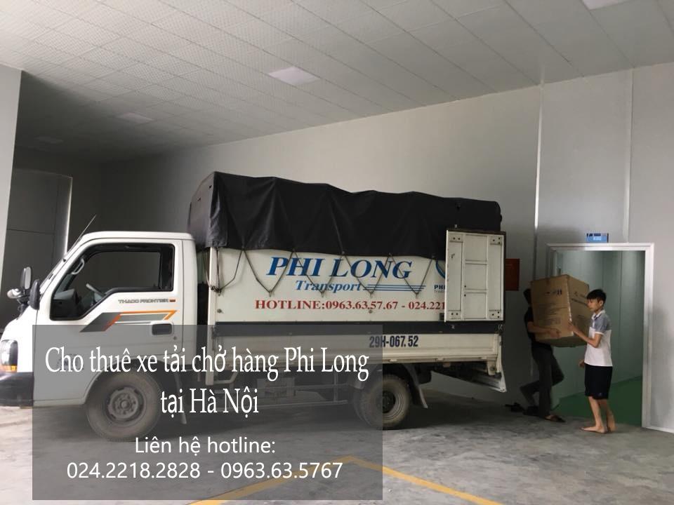 Taxi tải chuyển nhà giá rẻ tại phố Mã Mây