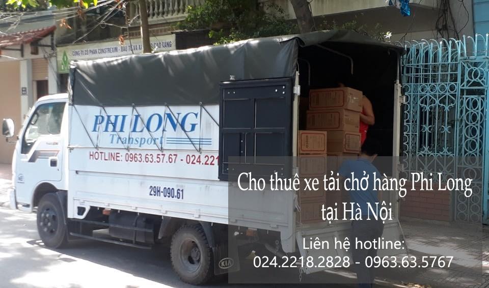Taxi tải chuyển nhà giá rẻ tại phố Hàng Chiếu