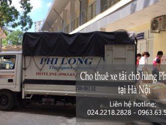 Xe tải chở hàng giá rẻ tại phố Nghĩa Dũng