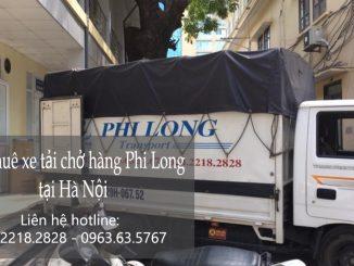 Taxi tải chuyển nhà tại phố Phạm Hồng Thái