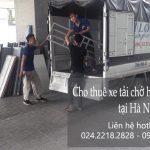 Dịch vụ xe tải chuyển nhà giá rẻ tại phố Cát Linh 2019