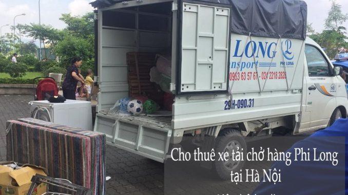 Xe tải chuyển nhà giá rẻ tại phố Nguyễn Siêu
