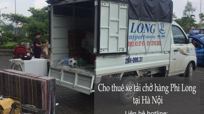 Xe tải chuyển nhà giá rẻ tại phố Lý Thái Tổ