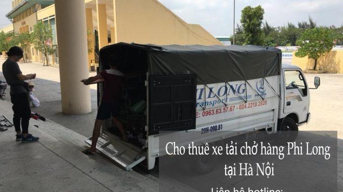 Xe tải chuyển nhà giá rẻ tại phố Mai Hắc Đế