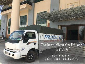 Xe tải chuyển nhà giá rẻ tại phố Lý Thường Kiệt