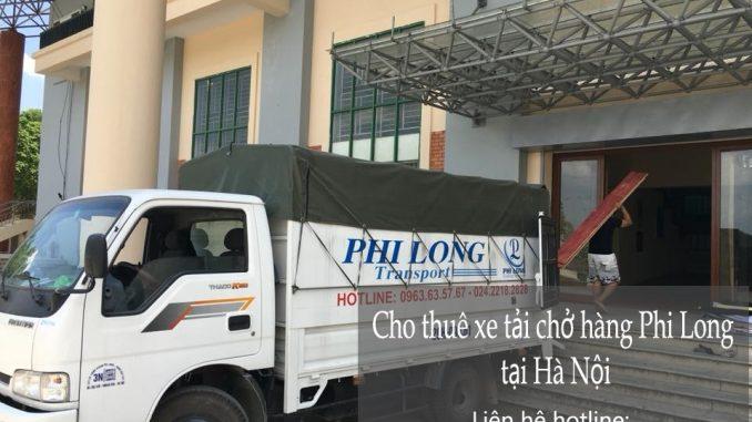 Xe tải chuyển nhà giá rẻ tại phố Mạc Đĩnh Chi