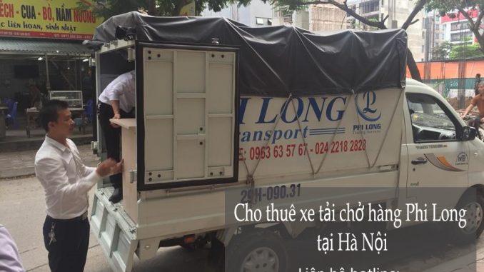 Xe tải chuyển nhà giá rẻ tại phố Đoàn Trần Nghiệp