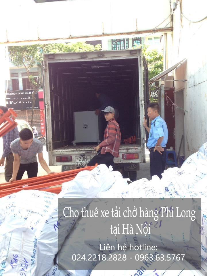 Xe tải chuyển nhà giá rẻ tại phố Giang Văn Minh