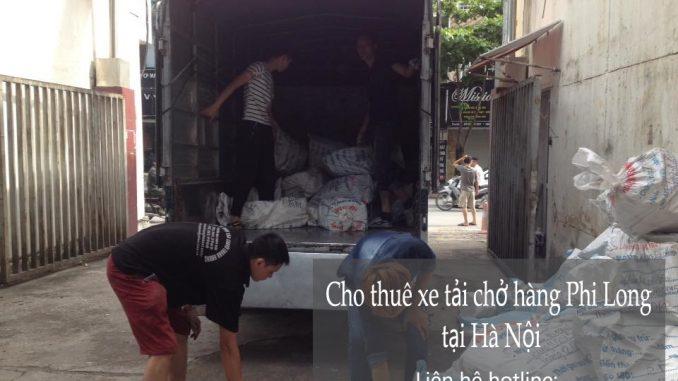 Xe tải chuyển nhà giá rẻ tại phố Đốc Ngữ