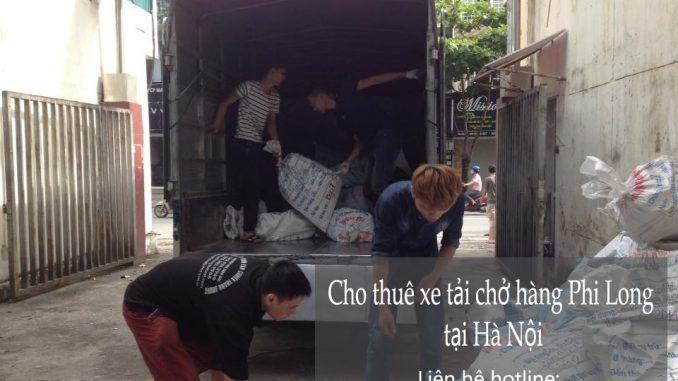Xe tải chuyển nhà giá rẻ tại phố Nam Cao