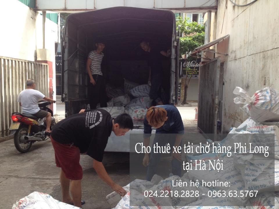 Xe tải chuyển nhà giá rẻ tại phố Việt Hưng