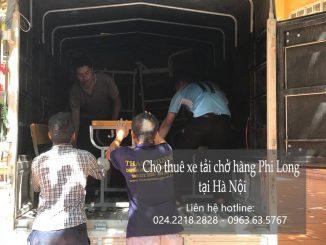 Xe tải chuyển nhà giá rẻ tại phố Hàng Bạc