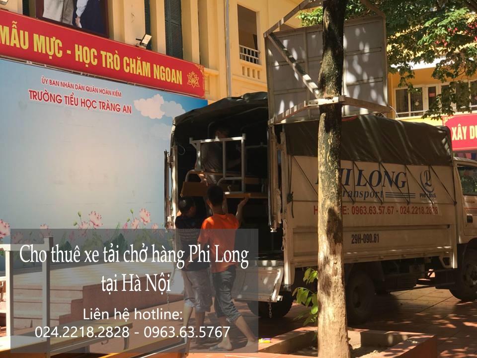 Xe tải chuyển nhà giá rẻ tại phố Nguyễn Hữu Huân