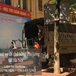 Xe tải chuyển nhà giá rẻ tại phố Hàng Mã