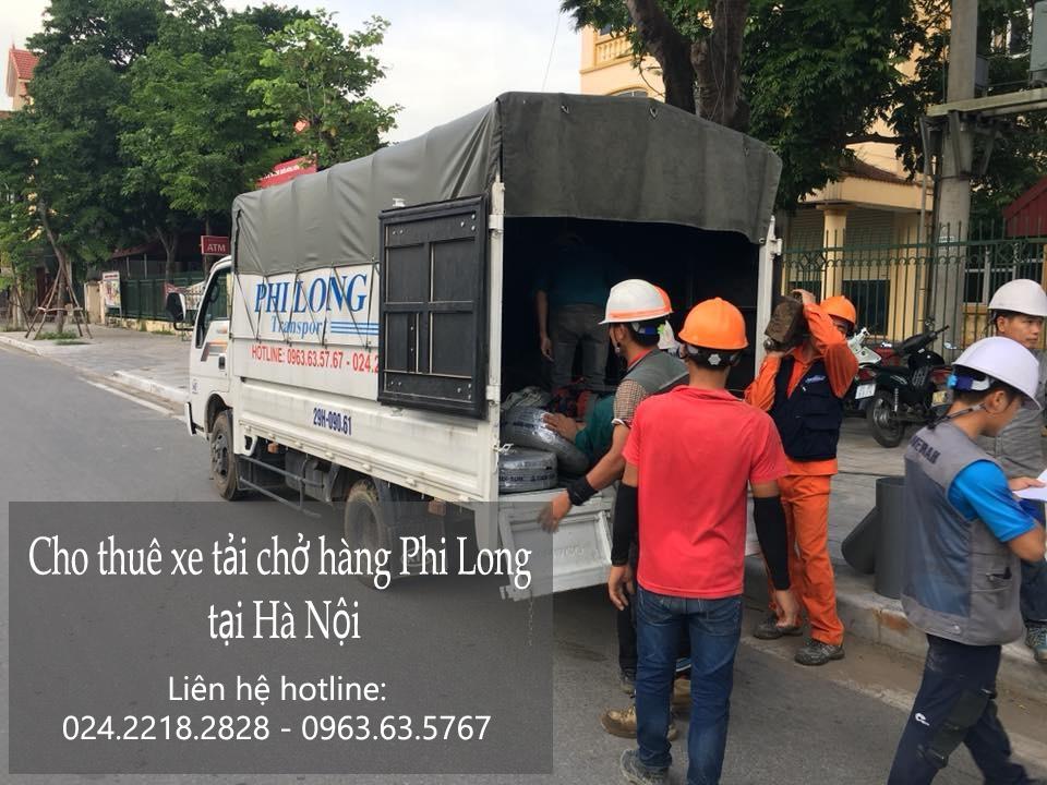 Xe tải chuyển nhà giá rẻ tại phố Nguyễn Như Đổ