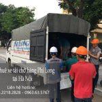 Xe tải chuyển nhà giá rẻ tại phố Gầm Cầu