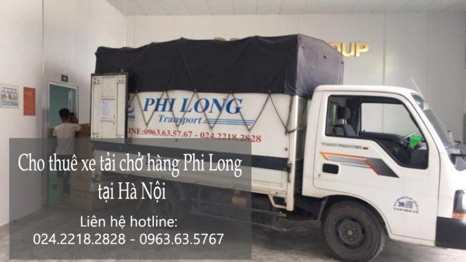 Xe tải chuyển nhà giá rẻ tại phố Nguyễn Cơ Thạch