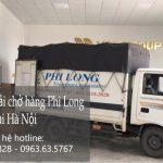 Dịch vụ xe tải chuyển nhà giá rẻ tại phố Hoàng Mai