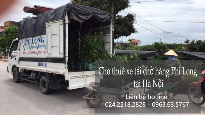 Xe tải chuyển nhà giá rẻ tại phố Lạc Chính