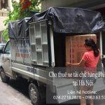 Xe tải chuyển nhà giá rẻ tại phố Khâm Thiên