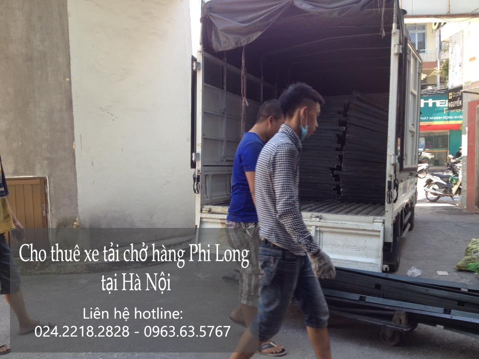Xe tải chuyển nhà giá rẻ tại phố Ông Ích Khiêm
