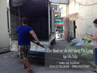Xe tải chuyển nhà giá rẻ tại phố Tố Hữu