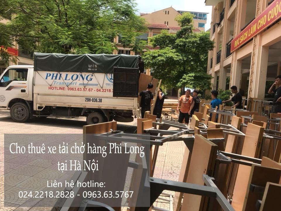 Xe tải chuyển nhà giá rẻ tại đường Đông Mỹ